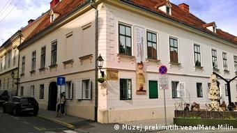Museum der zerbrochenen Beziehungen in Zagreb (Muzej prekinutih veza/Mare Milin)