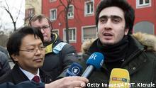 Facebook-Prozess in Würzburg - Anas Modamani