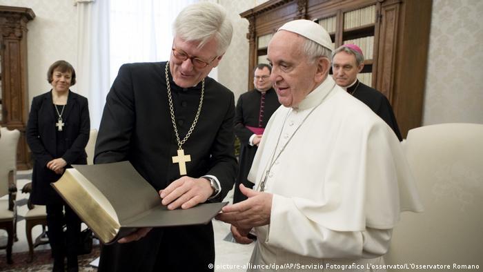 Matrimonio Catolico Protestante : Protestantes piden comunión eucarística para parejas mixtas