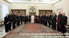 Vatikan EKD beim Papst