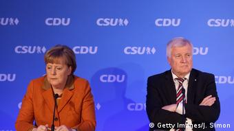 Horst seehofer will es noch mal wissen aktuell deutschland dw