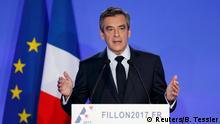 Во Франции начато следствие против супруги Фийона