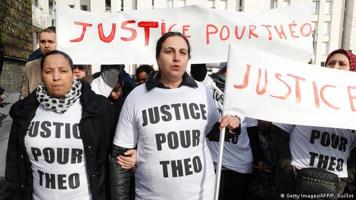El incidente ha provocado gran revuelo en Francia, seguido de varias noches de protestas y disturbios en Aulnay-sous-Bois, que anoche se extendieron a otras localidades. (Getty Images/AFP/F. Guillot)