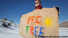 Greenpeace - PFC - Outdoorbekleidung