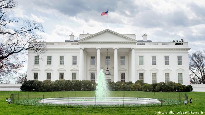 Waszyngron, Biały Dom