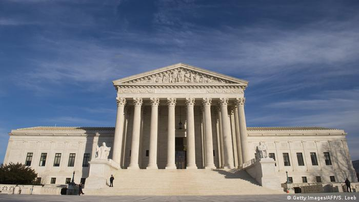 USA Supreme Court in Washington (Getty Images/AFP/S. Loeb)