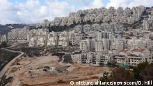 Israel Siedlung im Westjordanland
