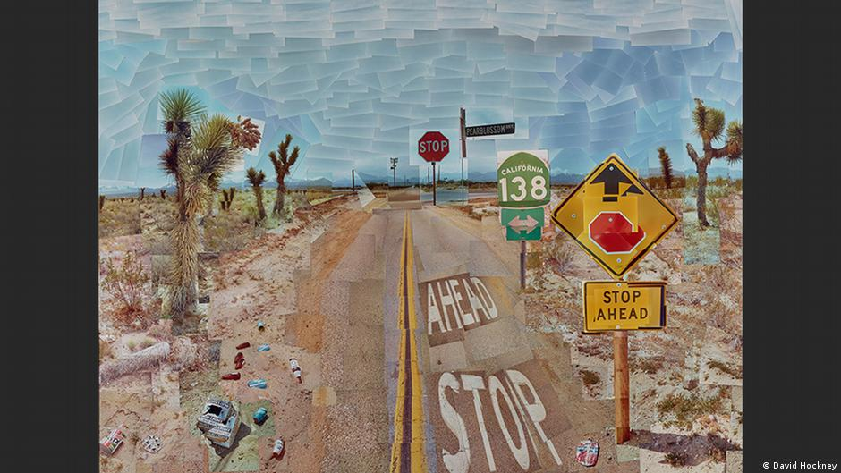 David Hockney painting sells for $90 million, setting auction record