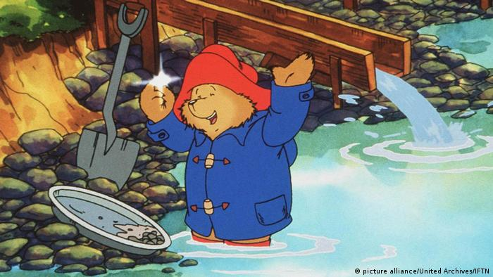 The adventures of Paddington (picture alliance/United Archives/IFTN)