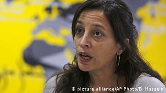 لینا معلوف، مدیر بخش خاورمیانه سازمان عفو بینالملل