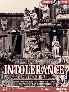 DVD-Cover von Intolerance