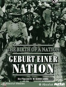 DVD Cover von Birth of a Nation