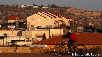 Israel Siedlungspolitik Ofra in Westjordanland