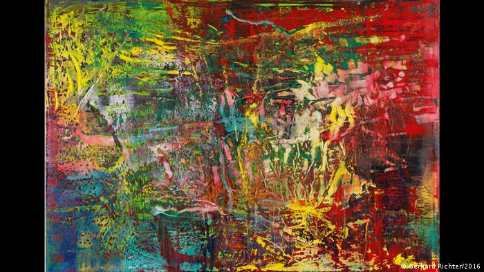 Gerhard Richter, savior of contemporary painting, turns 85