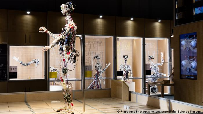 Robots exhibition at the Science Museum in London (Plastiques Photography, courtesy of the Science Museum)