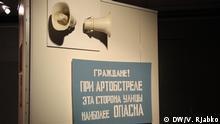 Leningrader Blockade - ein deutsch-russisches Kunstprojekt/Ausstellung in S.-Petersburg