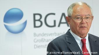 Präsident des Bundesverbandes Großhandel Anton Börner