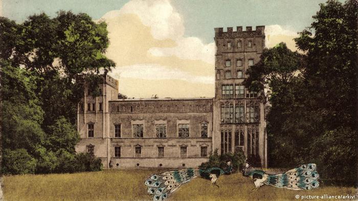 Открытка 1927 года