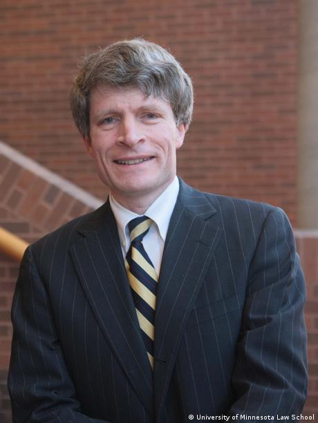 Richard Painter, Juraprofessor und Ex-Ethikanwalt