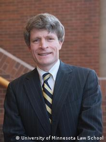 Richard Painter, law professor and President George W. Bush's chief ethics lawyer (University of Minnesota Law School)