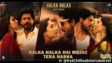 Pakistan Filmplakat Raees
