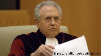 Richter Paolo Mengozzi (EuGH)