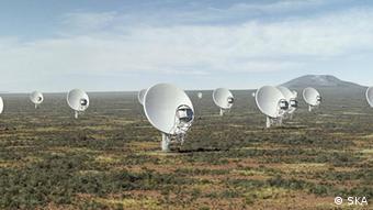 Südafrika HartRAO-Teleskop - Dr. Nebiha Bedru Shafi,