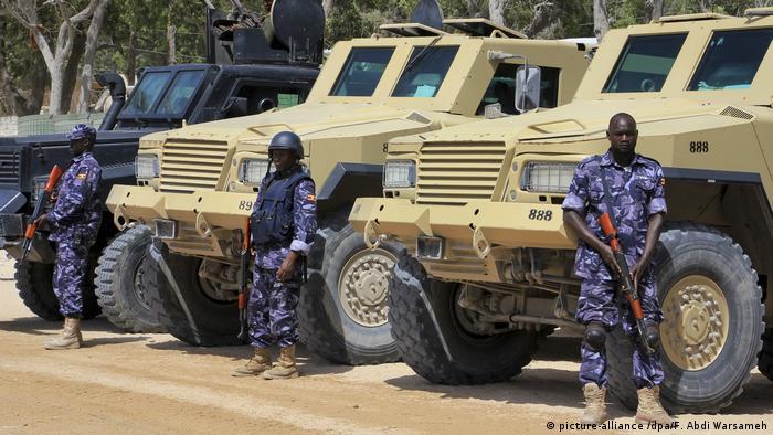 Somalia Angespannte Lage vor Präsidentenwahl
