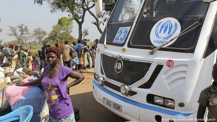 Südsudan - Flüchtlinge