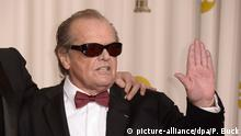 Jack Nicholson (picture-alliance/dpa/P. Buck)