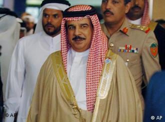 شیخ حمد بن عیسی آل خلیفه، پادشاه بحرین