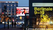 67. Berlinale 2017 - Werbeplakate