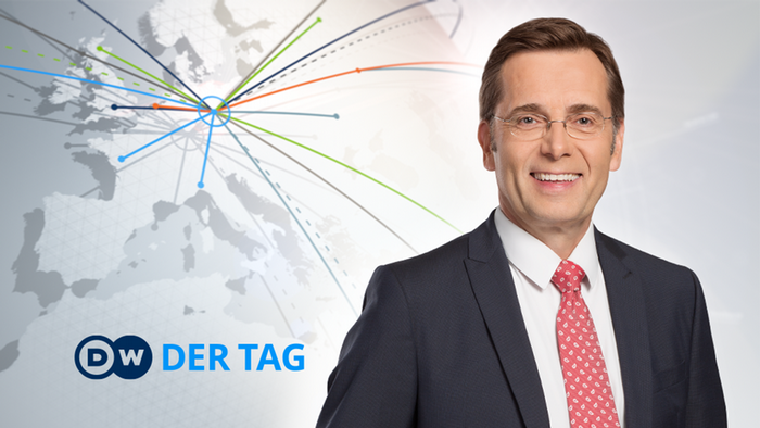 DW Der Tag Moderator Jens Olesen (Detailseite)