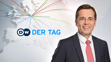 DW Der Tag Moderator Jens Olesen (Programmpromo)