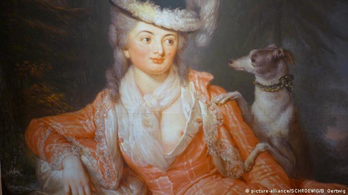 Вильгельмина Лихтенау, 1776 год