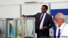Somalia Präsidentschaftswahl