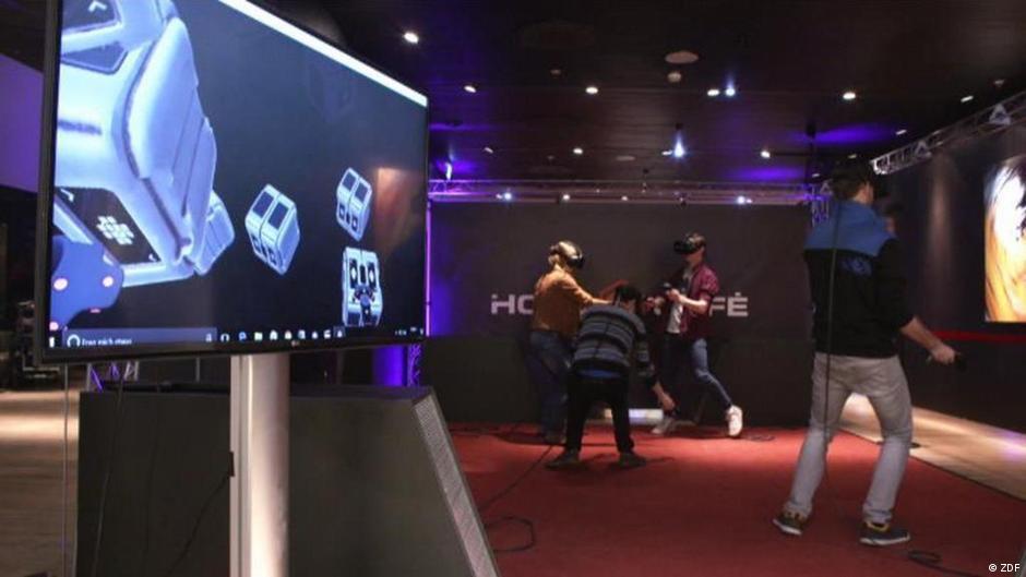 Gaming Cafe Berlin