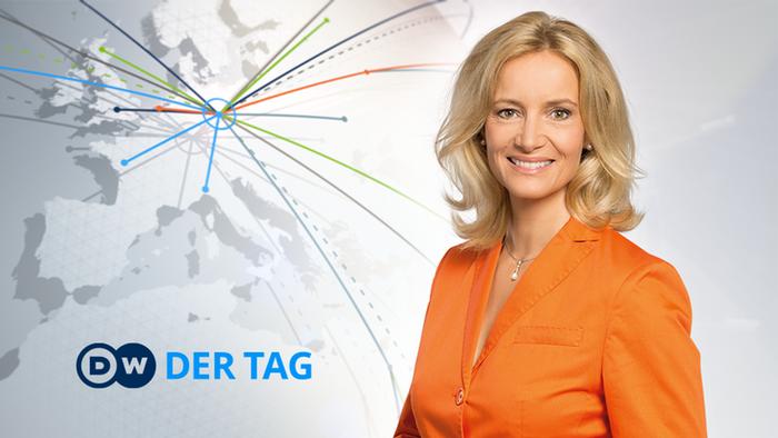 DW Der Tag Moderatorin Birgit Keller (Detailseite)