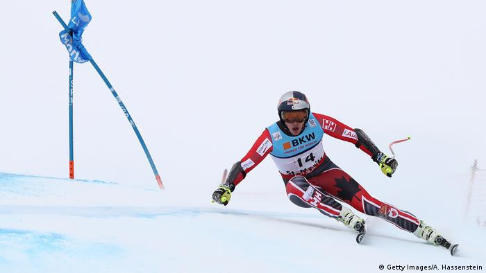 FIS World Ski Championships - Men's Super G Eric Guay (Getty Images/A. Hassenstein)