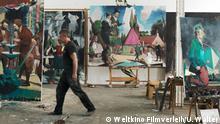 NEO RAUCH – Gefährten und Begleiter: Neo Rauch © Uwe Walter | Weltkino Filmverleih GmbH#