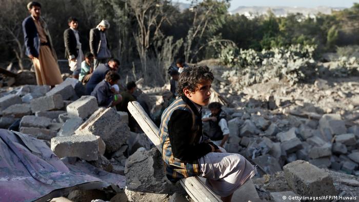 Jemen Krieg