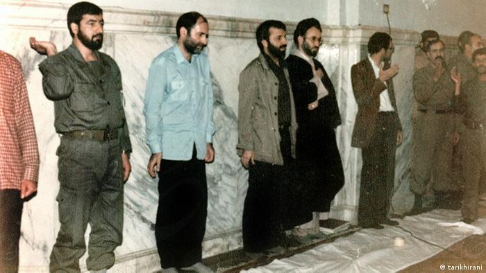 Iranische Politiker - Behzad Nabavi (tarikhirani)