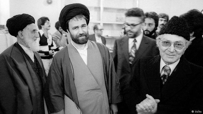 Iranische Politiker - Karim Sandschabi (iichs)
