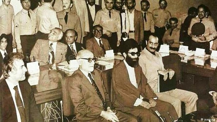 Iranische Politiker - Mehdi Bazargan (parsine)