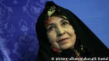 Iranische Politiker - Zahra Rahnavard