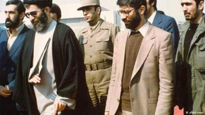 Iranische Politiker - Mirhossein Moussavi (aftabnews)