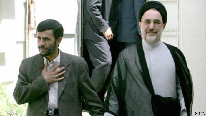 Iranische Politiker - Mahmud Ahmadinedschad (ISNA)
