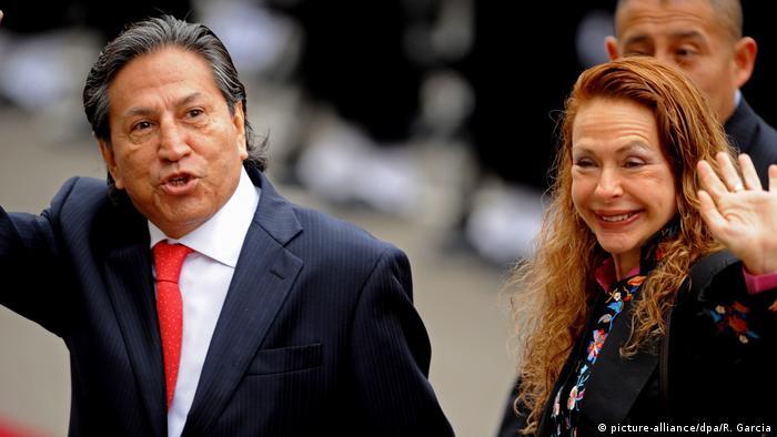 Peru | Alejandro Toledo (picture-alliance/dpa/R. Garcia)