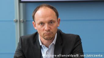 Deutschland Bundestags-Unionsfraktion zur Stasi-Unterlagenbehörde - Ausschnitt Marco Wanderwitz