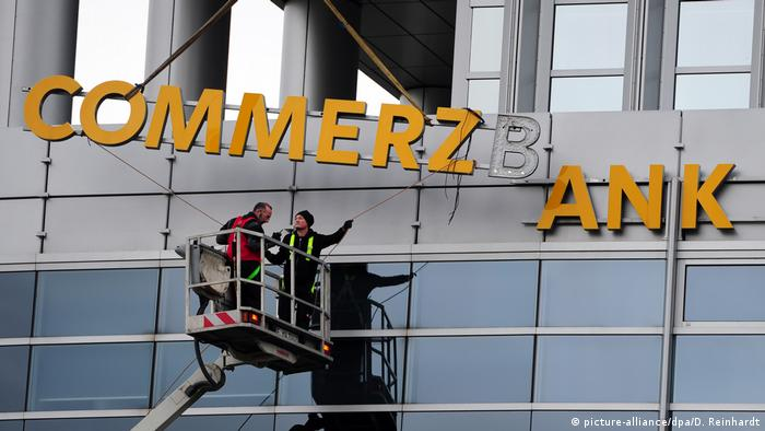 Commerzbank (picture-alliance/dpa/D. Reinhardt)